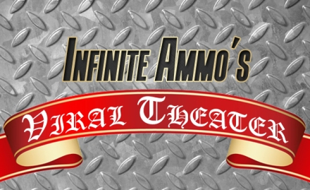 infinite ammo's viral theater feature copy
