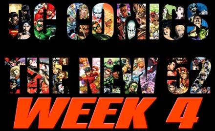 new 52 week 4