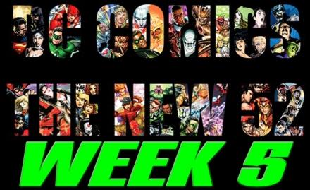new 52 week 5