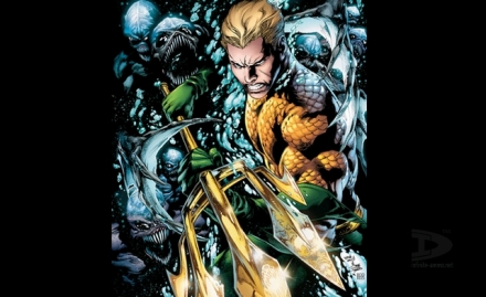 Aquaman - Up From The D List