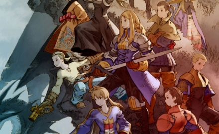 Final Fantasy Tactics Feature