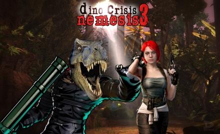 WhatIf-DinoCrisis3Nemesis